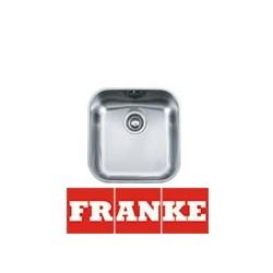Fregadero Franke bajo encimera 40x40 ME RADIO 60