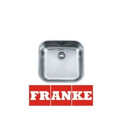 Fregadero Franke bajo encimera 45x40 I RADIO 60