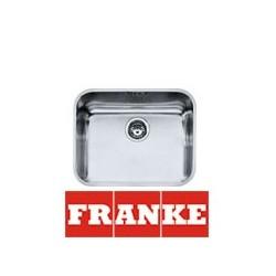 Fregadero Franke bajo encimera MU 50x40 RADIO 60